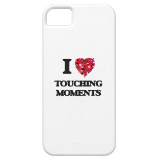 I love Touching Moments iPhone 5 Cases