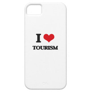 I love Tourism iPhone 5 Cases