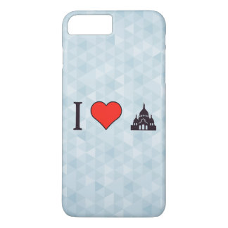 I Love Tourism iPhone 7 Plus Case
