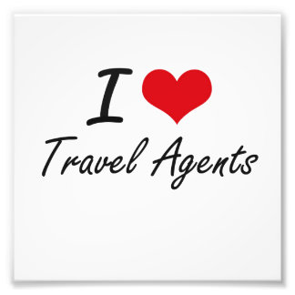 I love Travel Agents Photo