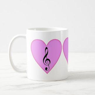 I Love Treble... Coffee Mug