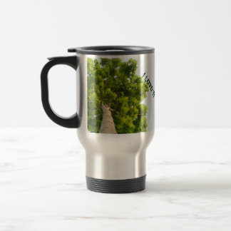 I Love Trees Mug