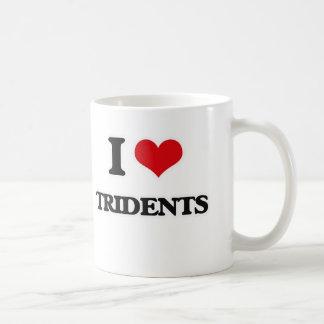 I Love Tridents Coffee Mug