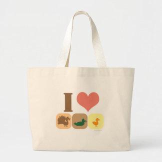 I Love Turducken Bags
