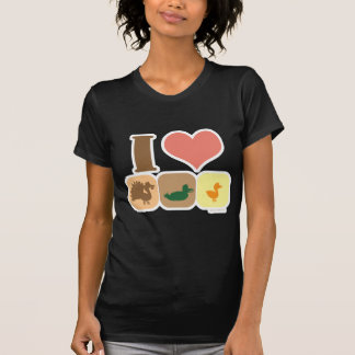 I Love Turducken! T Shirts
