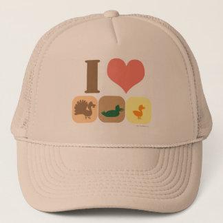 I Love Turducken! Trucker Hat