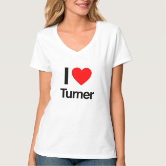 i love Turner T-Shirt