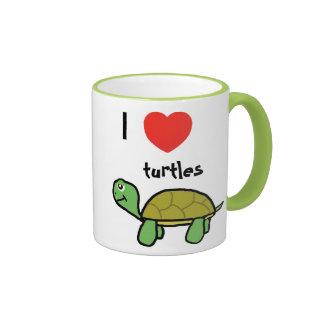 I love turtles sulk mugs
