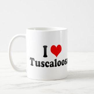 I Love Tuscaloosa, United States Coffee Mug