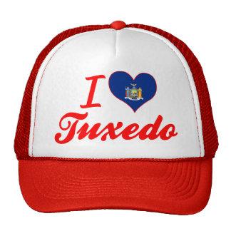 I Love Tuxedo New York Trucker Hat