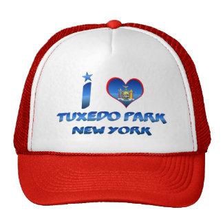 I love Tuxedo Park New York Mesh Hat