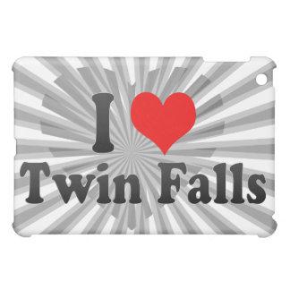 I Love Twin Falls, United States iPad Mini Cases