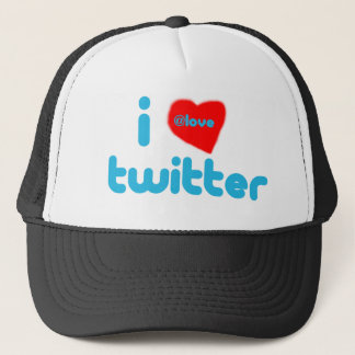 I love Twitter THE HAT