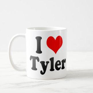 I Love Tyler, United States Coffee Mug