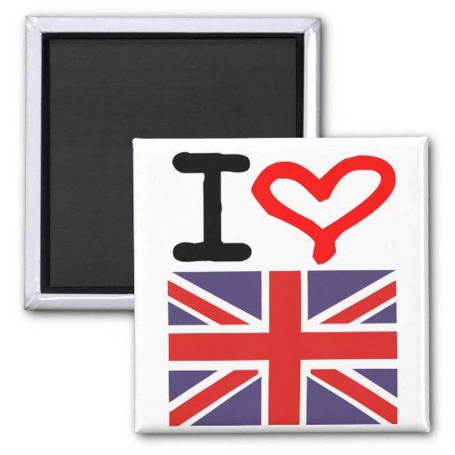 I love UK Magnets