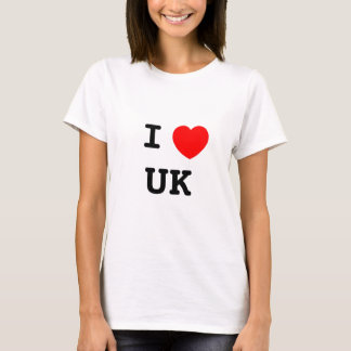I LOVE UK T-Shirt