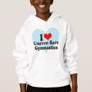 I love Uneven Bars Gymnastics