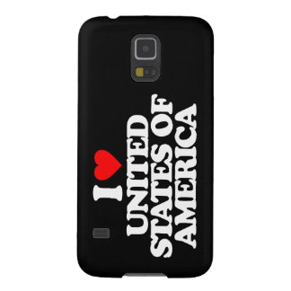 I LOVE UNITED STATES OF AMERICA CASES FOR GALAXY S5
