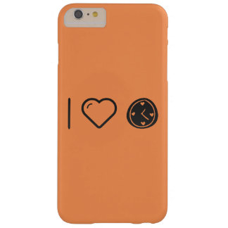 I Love Valentine�s Day Gifts Barely There iPhone 6 Plus Case