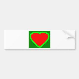 I Love * Valentine's Day Gifts Bumper Sticker
