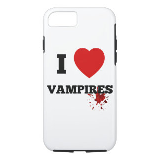 I love vampires iPhone 7 case