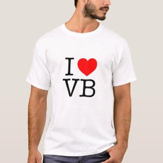 I love VB Virginia Beach T-Shirt