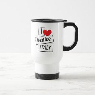 I Love Venice Italy Coffee Mug