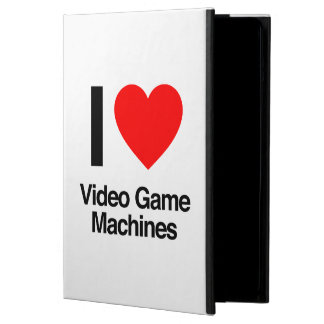 i love video game machines cover for iPad air