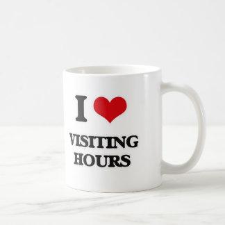I Love Visiting Hours Coffee Mug