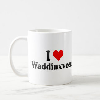 I Love Waddinxveen, Netherlands Coffee Mug