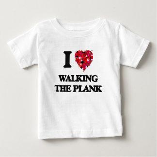 I love Walking The Plank T Shirt