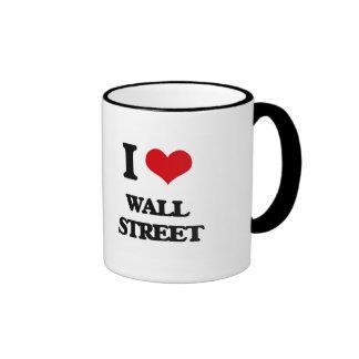 I love Wall Street Ringer Mug