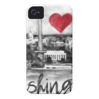 I love Washington iPhone 4 Case-Mate Case