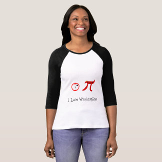 I Love Washington T-Shirt