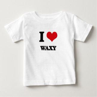 I love Waxy T Shirt