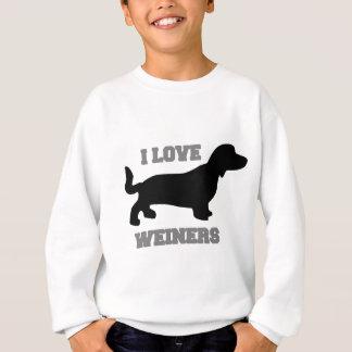 I Love Weiners Sweatshirt