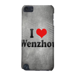 I Love Wenzhou, China iPod Touch 5G Case