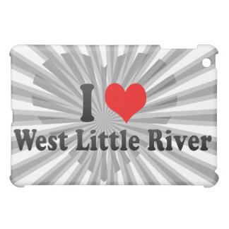 I Love West Little River, United States Cover For The iPad Mini