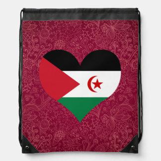 I Love Western+Sahara Backpack