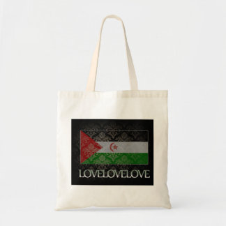 I love Western Sahara Cool Canvas Bag