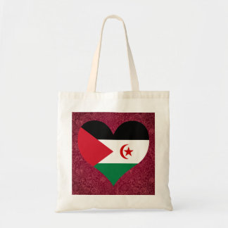 I Love Western+Sahara Budget Tote Bag