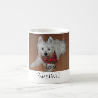 I love Westies! Coffee Mug