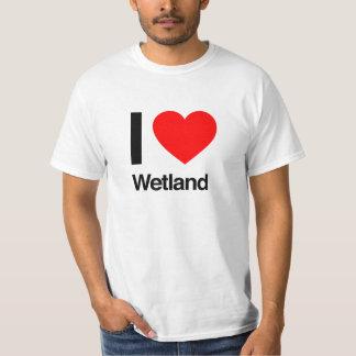 i love wetland T-Shirt