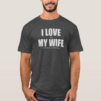 I Love When My Wife Let's Me Go Paddleboarding T-Shirt