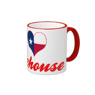 I Love Whitehouse, Texas Coffee Mugs