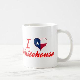I Love Whitehouse, Texas Mug