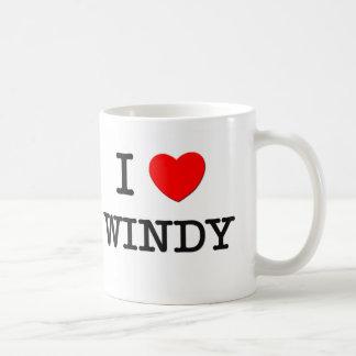 I Love Windy Mug