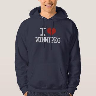 I love Winnipeg Hoodie