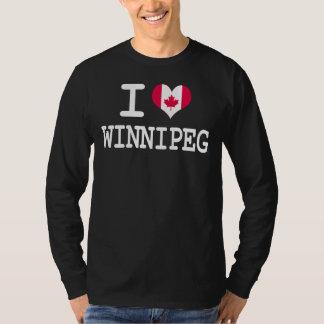 I love Winnipeg T-Shirt