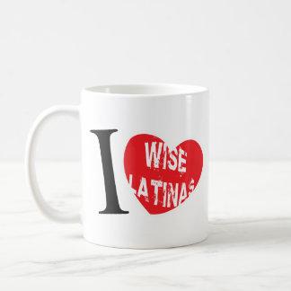 I love wise latina sotomayor Mug